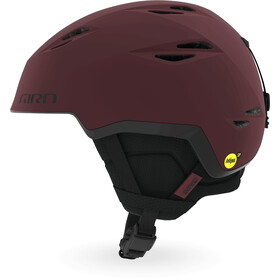 Giro Grid MIPS Casque Homme, matte ox red
